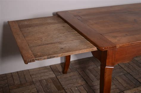 cherry wood dining table fantastic huge french antique cherry wood dining table at