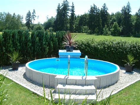 swimming pool komplettset günstig rundbecken mit alu handlauf b h 4m x 1 5m g 252 nstig kaufen