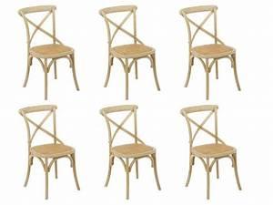 Lot De 6 Chaises Pas Cher : lot de 6 chaises panya pas cher chaises vente unique ventes pas ~ Teatrodelosmanantiales.com Idées de Décoration