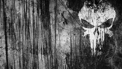 Punisher Skull Desktop Minimalist Marvel Wallpapers Backgrounds