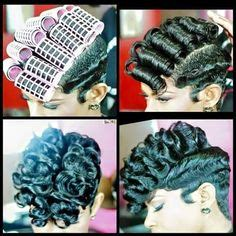images  cute styles fingerwaves soft curls