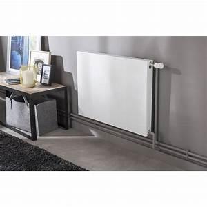 Chauffage Electrique Pas Cher : radiateur chauffage central colima blanc cm 954 w ~ Nature-et-papiers.com Idées de Décoration