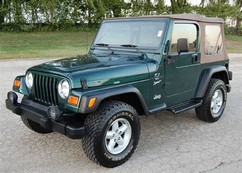 2000 Jeep Wrangler Reviews by Jeep Wrangler 2000 Review Amazing Pictures And Images