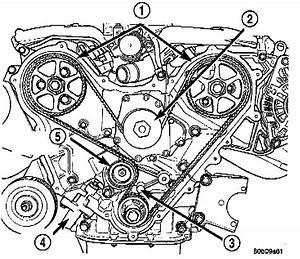 Chevy Van Parts Diagram2006 Chrysler 300 3 5 Timing Belt