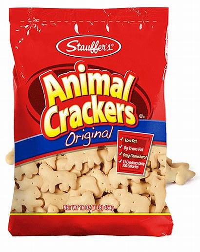 Crackers Animal Stauffers Stauffer Calorie Bag Low