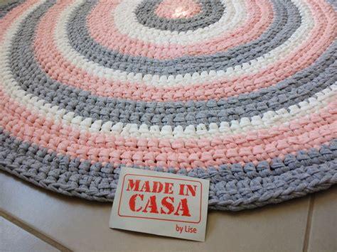 tapete redondo em croch 234 fio de malha 60cm no elo7 made in casa by lise c29bfd