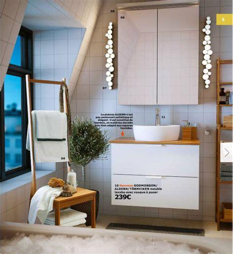 bureau d 騁ude déco salle de bain ikea