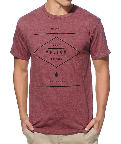 volcom complete t shirt
