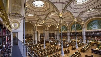 Libraries National France Singapore Library Richelieu Paris