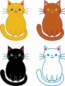 Cute Cat Clipart | Clipart Panda - Free Clipart Images