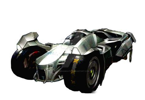 Batman Arkham Knight Prototype Batmobile By Arkhamnatic On