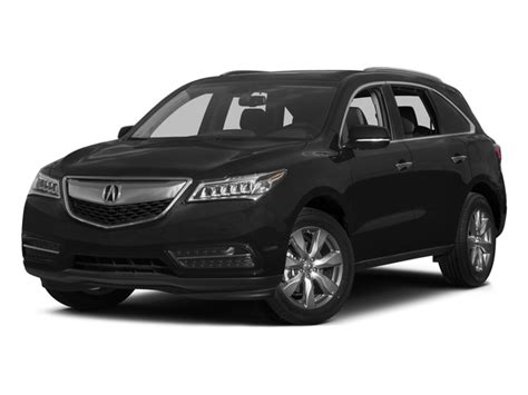 Acura Mdx Value by 2015 Acura Mdx Utility 4d Advance Dvd Awd V6 Prices