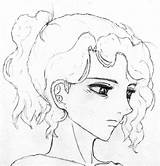 Sad Face Crying Anime Coloring Drawing Faces Drawings Deviantart Terrien Sketches Printable Getdrawings Getcolorings sketch template