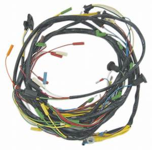 Details About New Main Dash Wiring Harness 1964 Ford
