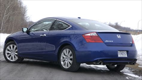 honda accord coupe    review