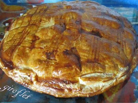 herve cuisine galette des rois recettes de galette des rois de la cuisine de giroflet