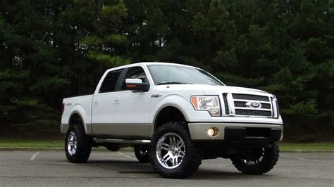 2010 Ford F150 Lifted 4x4