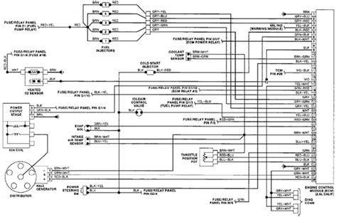 engine control module page 4 circuit wiring diagrams