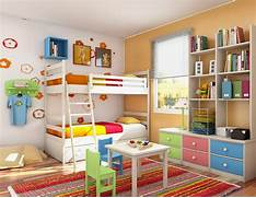 Kids Room Decor Home Decorating Trends Homedit Let Children Enjoy Their Stay In Their Rooms By Decorating Their Rooms BEDROOM PHOTOS Bedroom Kids Room