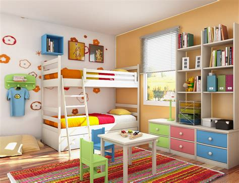 kids room designs  childrens study rooms