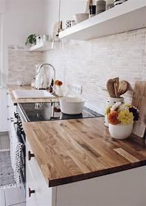 Arbeitsplatte fur die kuche massivholz von worktop express for Arbeitsplatte für die küche