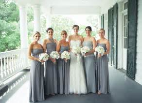 gray bridesmaids dresses it should be exactly as you want because it 39 s your shades of gray
