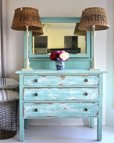 refinished kitchen cabinets distressed painted furniture ideas for a coastal 1806