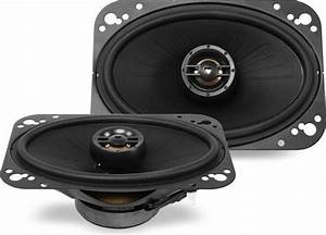 Polk Audio Dxi461 80w Rms 4 X 6 Dxi Series 2