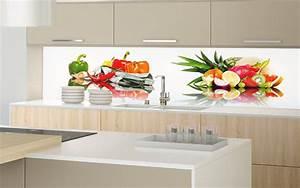 Küchenrückwand Auf Tapete Kleben : druckmotiv ein geschenk der natur ~ Sanjose-hotels-ca.com Haus und Dekorationen