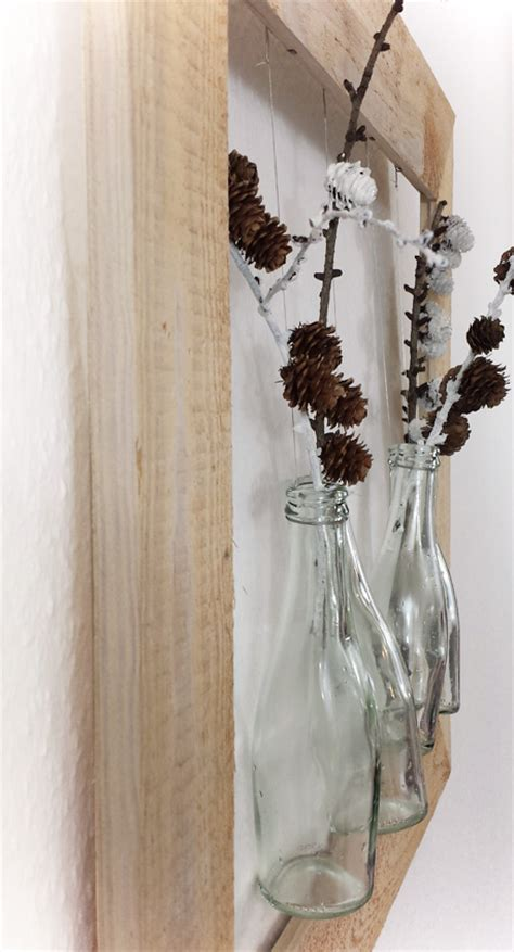 deko mit flaschen diy herbstliche deko mit flaschen f 252 r drinnen drau 223 en gr 252 neliebe