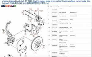 Best Front Brake Pads For 2013 Q5 Hybrid