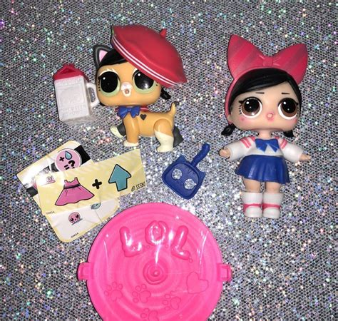 image result  fuzzy fan lol pet lol dolls lol