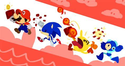 Gaming Rocks On Game Art 70 Super Smash Bros Gallery