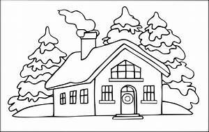 Maison A Part : coloriage maison imprimer gratuit bondless ~ Voncanada.com Idées de Décoration