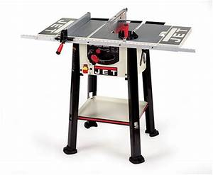 """Review: JET Benchtop Table Saw (10"""") with Fixed Stand"""