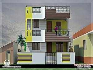 House Designs Plans India – House Plan 2017