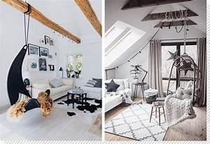 Fauteuil Suspendu Maison Du Monde : les 5 techniques pour installer un fauteuil suspendu ~ Premium-room.com Idées de Décoration
