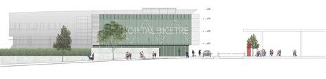 bureau de poste kremlin bicetre construction du poste central de sécurité hôpital de