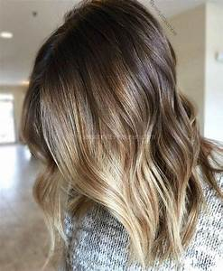 Balayage Blond Braun : 14 faceframing brown blonde balayage favoritos pinterest haarschnitte haar und frisur ~ Frokenaadalensverden.com Haus und Dekorationen
