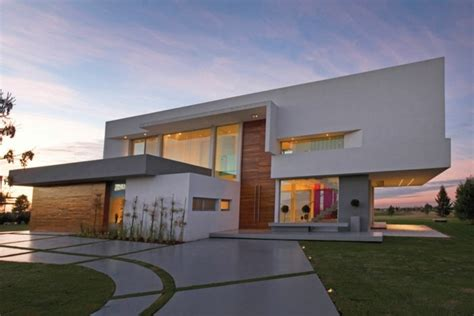 Moderne Häuser Farben by 56 Ausgefallene Ideen F 252 R Moderne Fassaden Archzine Net