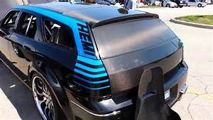 Gutted  Draggin Wagon Dodge Magnum Srt8