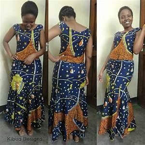 Violet K - Kibua Designs African Print Top Kibua Designs ...