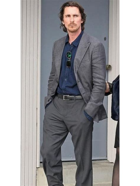 Grey Knight Cups Christian Bale Suit Desertleather