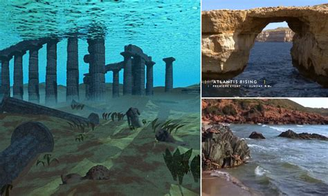 Lost City of Atlantis may been found