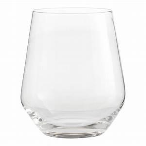 Vintner, Stemless, Wine, Glasses, Set, Of, 6