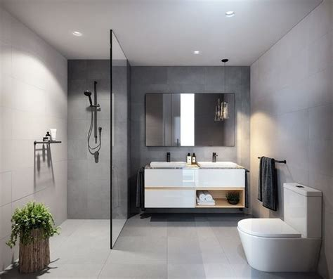 modern bathrooms  modern bathroom remodel pictures
