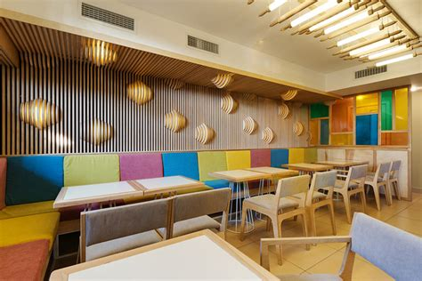lights   cafe  shaped  croissants