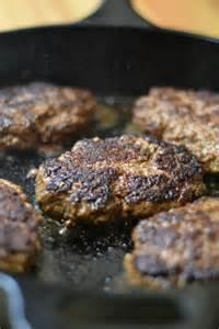 Hamburger Steak Recipe Simple