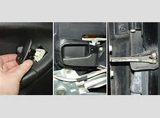 BMW E30E36 Door Panel and Lock Troubleshooting 3Series