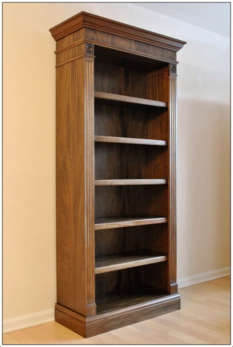 Mahogony Bookcase by Mahogany Bookcase